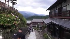 Virtual Trip To Magome-Juku Village in Gifu Prefecture-Japan