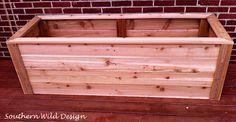 Build a planter box.