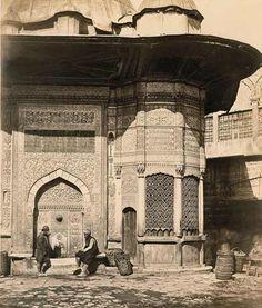 1854, Sultan Mahmud Çeşmesi.