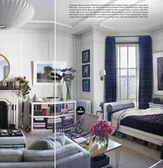 So, SO fab. How a Window Designer Renovated a 425-Square-Foot Rental - Adventures in Interior Design