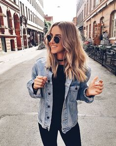 Essentials you will need for your spring Fall outfits! These ideas are perfect for your next trip or vacation during your college Fall! Spring Outfits, Winter Outfits, Casual Outfits, Cute Outfits, Looks Jeans, Looks Street Style, Winter Stil, Mode Inspiration, Mode Style