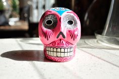 reminds me of the day of the dead