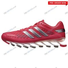save off 52645 2208a Adidas Springblade Razor Pink Womens Running shoes adidas originals