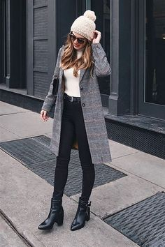 Winter looks to copy in February - Winter looks to copy in February Best Picture For boho outfits For Your Taste You are looking for - Fall Winter Outfits, Winter Fashion, Hijab Fashion, Fashion Outfits, Hijab Stile, Modele Hijab, First Date Outfits, Outfit Invierno, Winter Looks