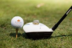 Great Golf Course Wedding Detail Shot. Its all about the details!