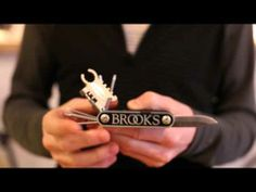 BicycleSPACE Shows Off Brooks England MT21 Multitool Brooks England, Urban Bike, Cool Bikes, Gift Guide, Bicycle, Classic, Youtube, Vintage, Derby