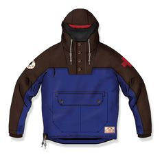 RUGGER AMERICA CAPSULE by Smith Parka, via Behance
