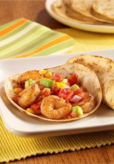 Your family won't believe you when you tell them that this Grilled Shrimp Tacos recipe took you just 30 minutes to make.