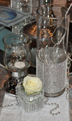 Party Hire Springs is an Affordable Wedding & Party Decor Hiring Company Based in Johannesburg on the East Rand that Prides in Superior Quality Decor Rentals. Party Hire, Wedding Decorations, Table Decorations, Vases, Glass Vase, Pictures, Photos, Wedding Decor, Vase