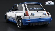 1980 Renault 5 Turbo by RJamp