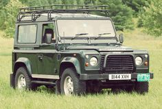 1985 Land Rover Defender 90 TDI Series III | Gear X Head