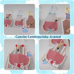 Convite Avental