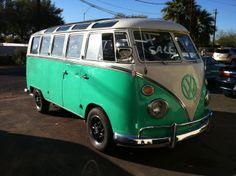 Nice vw hippie van -Waynesworld Photography :-)