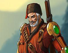 "Check out new work on my @Behance portfolio: ""Снайпер (illustration, comics)"" http://be.net/gallery/37757753/snajper-(illustration-comics)"