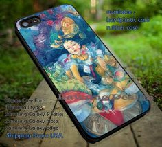 Alice in Wonderland Painting iPhone 6s 6 6s  5c 5s Cases Samsung Galaxy s5 s6 Edge  NOTE 5 4 3 #cartoon #anime #alice dt