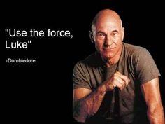 This iconic quote.