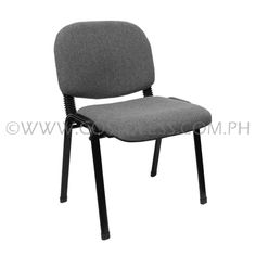 Product Code: DVC-103GRY Sale Price:P1 199.00 Description: Ergodynamic™ Guest Mesh Fabric, 1.2mm thick frame w/ rubber footing, black color Product Measurement: 53L x 42W x 78Hcm Chair Capacity: 80kgs. Classification: MEDIUM DUTY Usage: INSTITUTIONAL USE Brand: SUMO Warranty: 30 days factory deffect warranty on movable parts for correct usage, (see usage policies)  excluding wear & tear