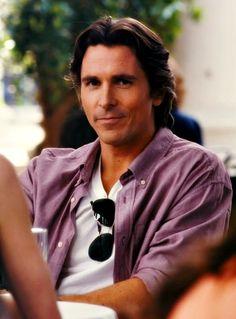 Christian Bale - sad and happy scene