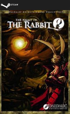 The Night of the Rabbit (STEAM GIFT) DIGITAL 7,47€