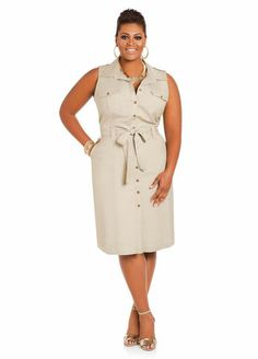 Great style does not have to be complicated with this simple shirt dress, great shoes and a few accessories. I love the simple style that a great dress can bring.