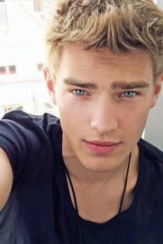 mmmmmmmmmmmmmmm #couples,  boy -  Hot  #blond,  model ,  #love,  #boys,  #lips,  hair,  #girl