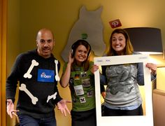 Tips for last minute office Halloween Costumes! #DIY
