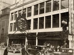 B Forman Department Store-Clinton Ave.