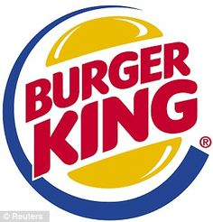 So that's why children love burger and chips: Fast-food logos are ...