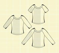 Lekala Sewing Patterns - WOMEN Sewing Patterns Made to Measure and Royalty Free
