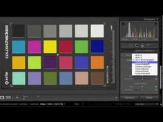 Using the Colour Checker Passport with Lightroom (HD) Vintage Lightroom Presets, Professional Lightroom Presets, Color Checker, Photo Bag, Color Profile, Lightroom Tutorial, Photoshop Actions, Passport, Free Pro