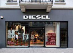 Diesel store Brussels 03