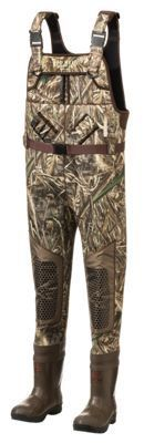 RedHead Canvasback Extreme Waders for Men - Realtree Max-5 - 10 Stout