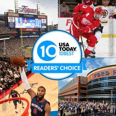 Detroit Sports Hot Spots Roundup: Where to go before the game