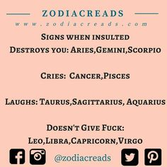 ☼ ☾ Pinterest: babygirl7890 Taurus And Aquarius, Cancer And Pisces, Zodiac Signs Scorpio, Gemini Facts, Horoscope Signs, Leo Zodiac, Zodiac Quotes, Astrology Zodiac, Astrology Signs