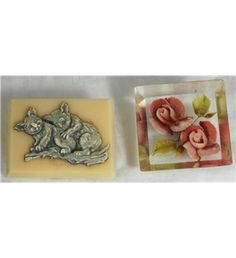 2 Vintage Plastic Brooches | Oxfam GB | Oxfam's Online Shop