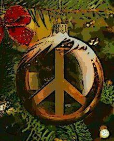 1000 Images About ☮ ☮ Peace At Christmas☮ ☮ On Pinterest