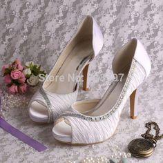 36bf6e5cb6b 28 Best Bridal Shoes images