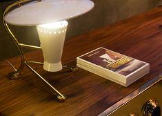 meola unique delicate vintage table lamp