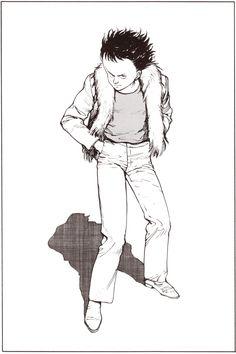 neo tokyo is about to explode Art Manga, Manga Artist, Comic Artist, Miyagi, Manga Akira, Tetsuo Shima, Akira Tetsuo, Character Design Teen, Katsuhiro Otomo