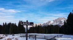 Passo Lavazè, uno spettacolo della natura
