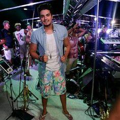 Luan trio elétrico carnaval 2015