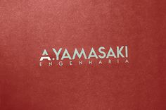 A.Yamasaki Engenharia Logo by www.alexguerra.com.br