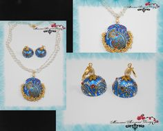 Mughal Jewelry  Made Of - Paper