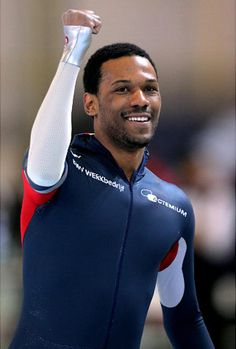 Shani Davis won gold medals in speedskating in 2006 and 2010, and in doing so, became the first black athlete  from any countryto win an individual medal at the Winter Olympics.