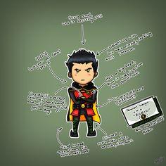 A Helpful Guide to Robins. Robin.
