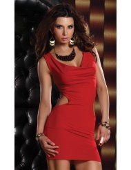 #Exhilarate Mini Dress Cutout Forplay  party fashion #2dayslook #new style #partyforwomen  www.2dayslook.com