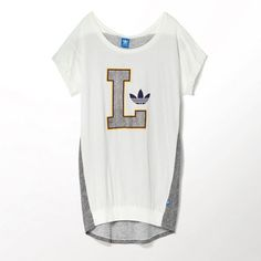 Vestido NBA Los Angeles Lakers adidas   adidas Brasil