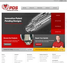 Precision Drive Systems new website!