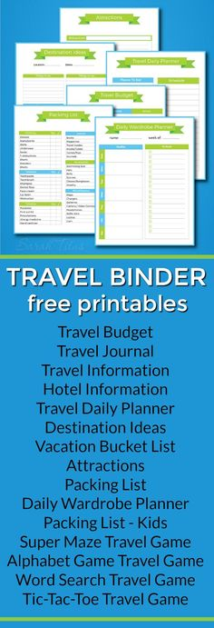 Google Docs Templates That Will Make Your Life Easier  Travel