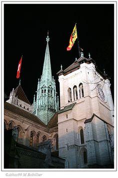 St. Pierre Cathedral, Geneva, Swiss